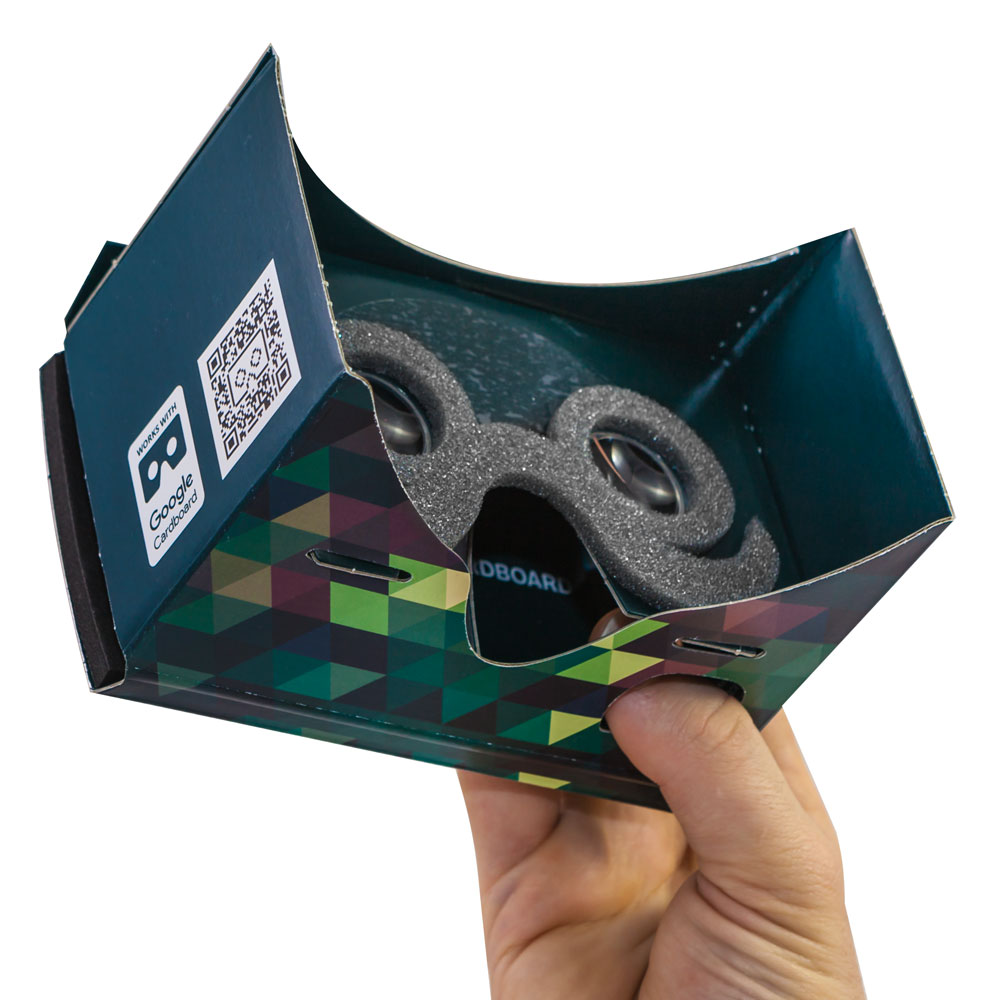 POP CARDBOARD 30 inspired by Google Cardboard