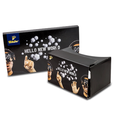 Google Cardboard for Retail and Wholesale – Tchibo and Networx