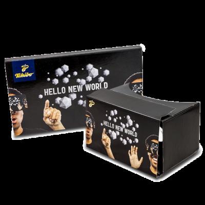Google Cardboard für Einzelhandel & Großhandel – Tchibo und Networx